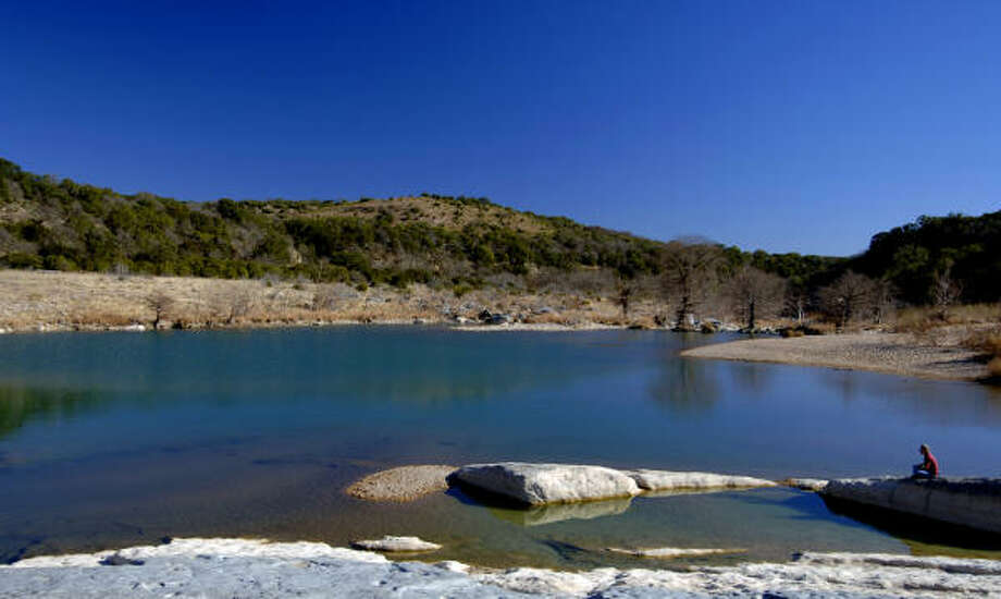 Pedernales Falls State Park. Photo: Texas Parks And Wildlife