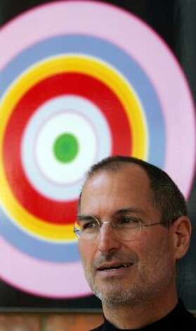 Apple CEO Steve Jobs' stock options are under investigation. Photo: ALASTAIR GRANT, ASSOCIATED PRESS