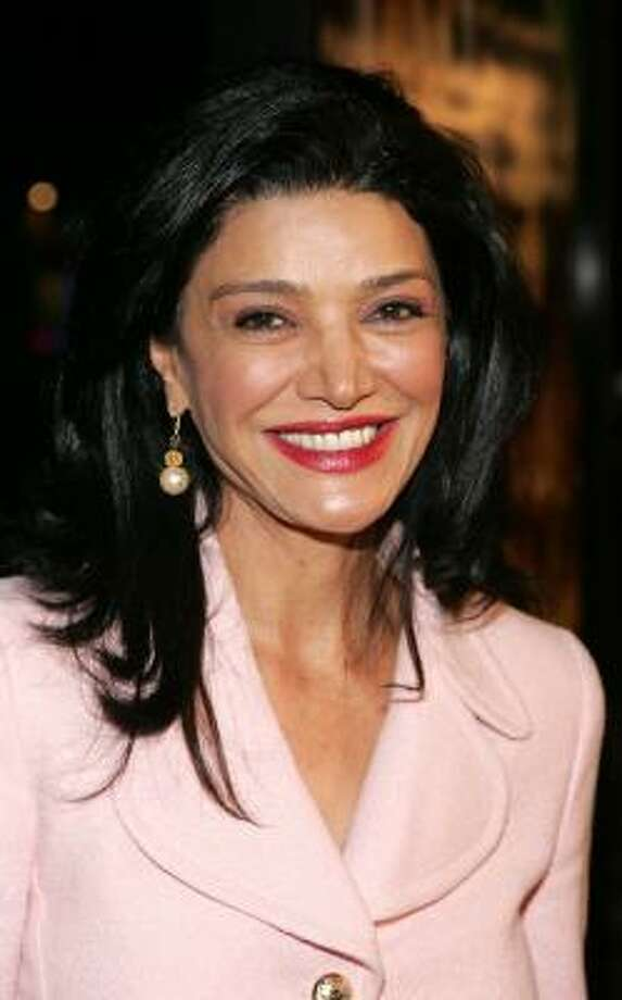 Although Shohreh Aghdashloo doesn't have any films in the works, she has started writing a memoir. Photo: Frazer Harrison, Getty Images