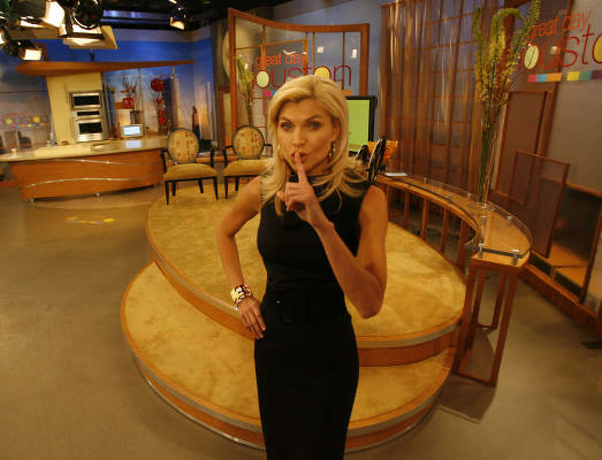 Whitney Casey, the host of Great Day Houston, wonders if age does matter in the game of love.