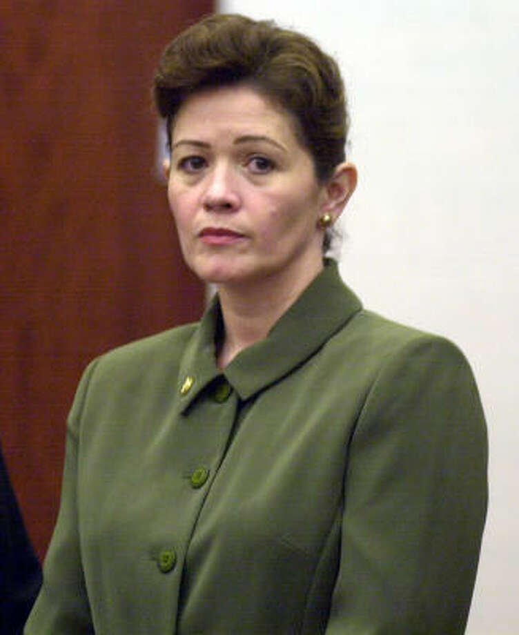 "During her trial, Clara Harris says, her in-laws stood by her, testifying that she ""would never do this intentionally."" Photo: PAT SULLIVAN, AP File"