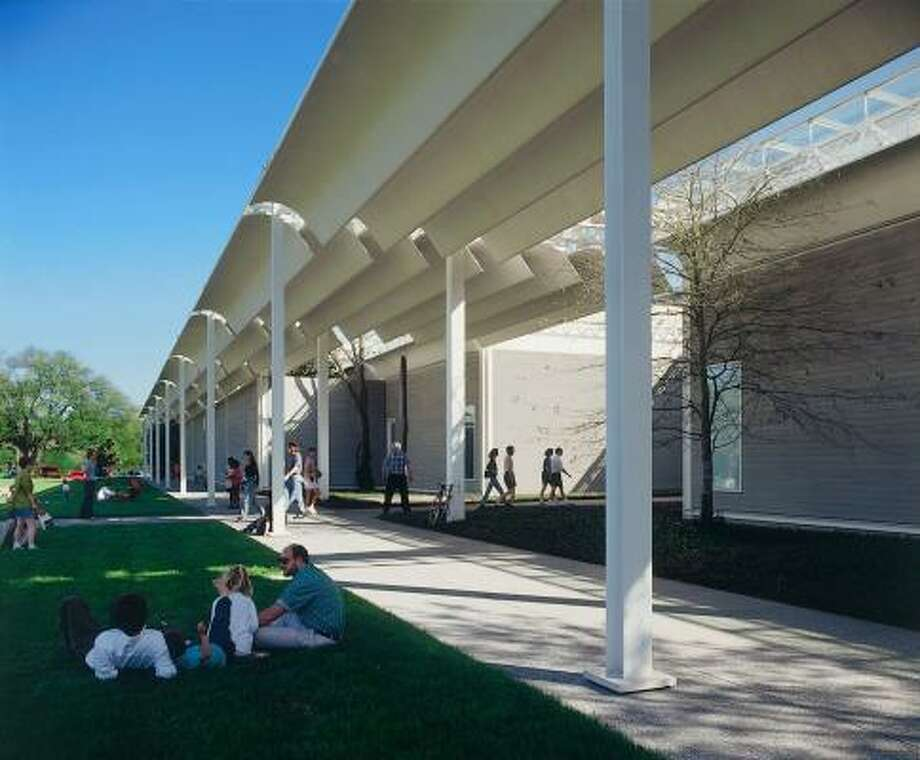 Houston boasts several world-class museums, including the Menil Collection. Photo: Hickey-Robertson, MENIL COLLECTION