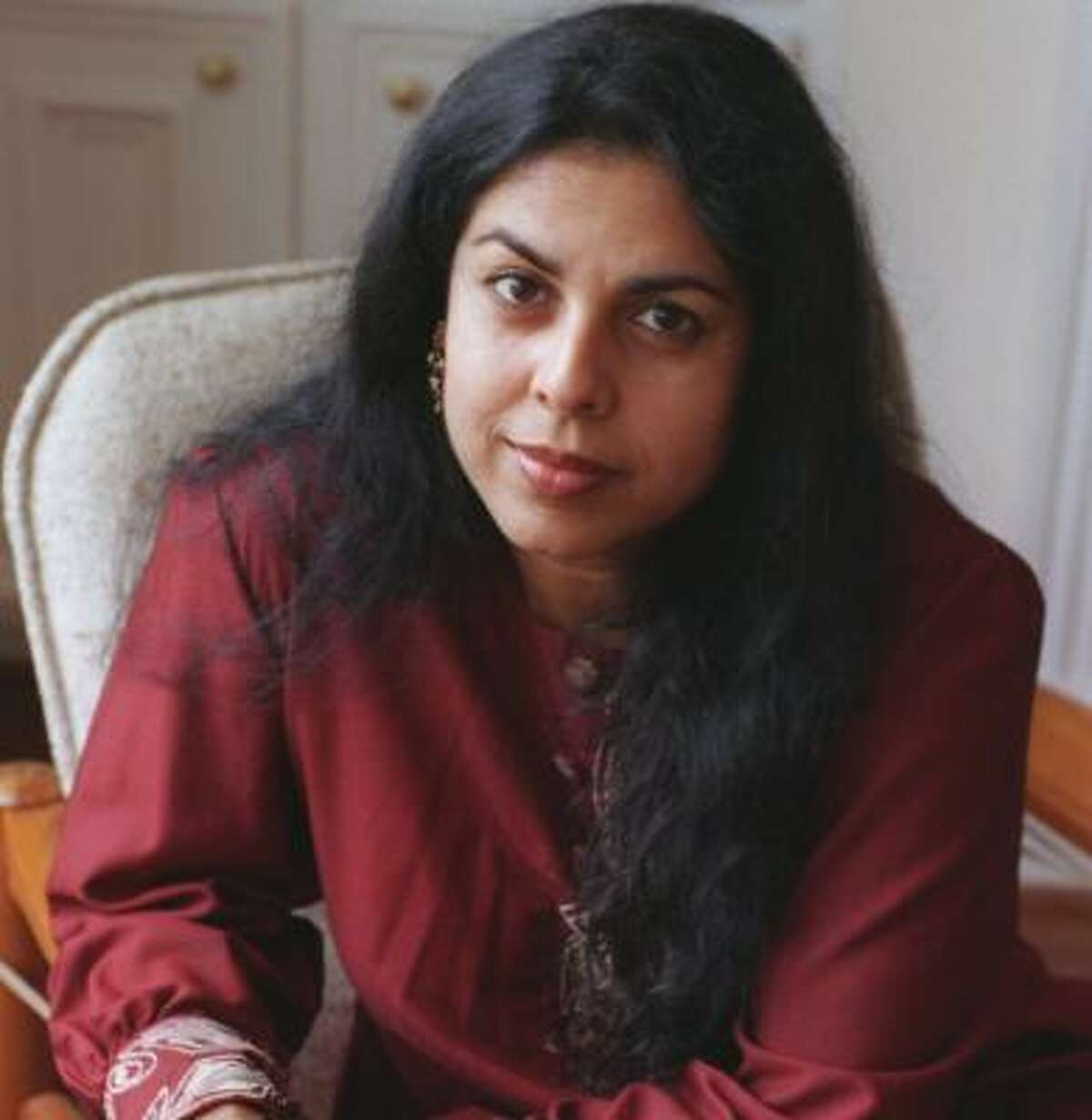 One of the acclaimed writers on a Houston college faculty is Chitra Divakaruni.