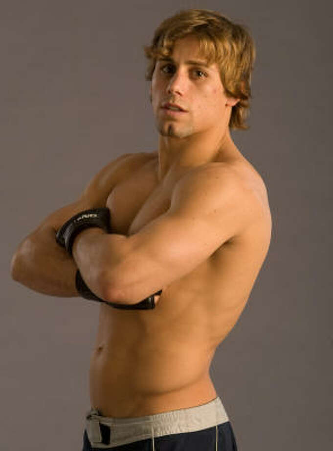 WEC featherweight champion Urijah Faber is bringing some attention to the division with his winning streak. Photo: Special To The Chronicle