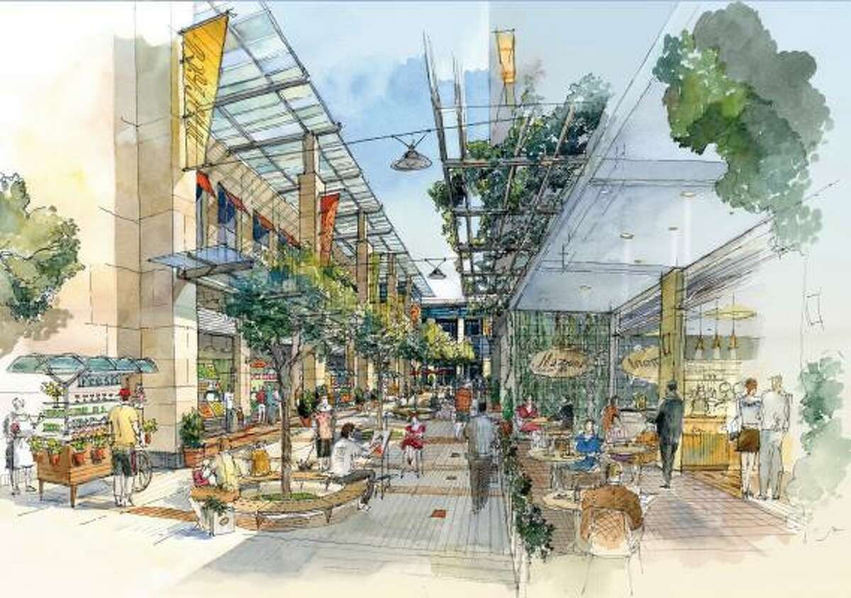 The construction of mixed-use developments like CityCentre, at Interstate 10 and Beltway 8, puts Houston in line with a national real estate trend.