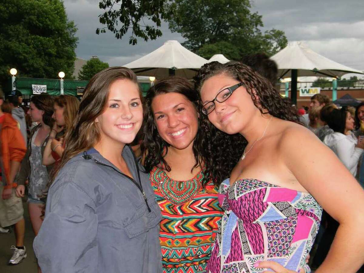 Were you Seen at Maroon Five And TRAIN At SPAC.