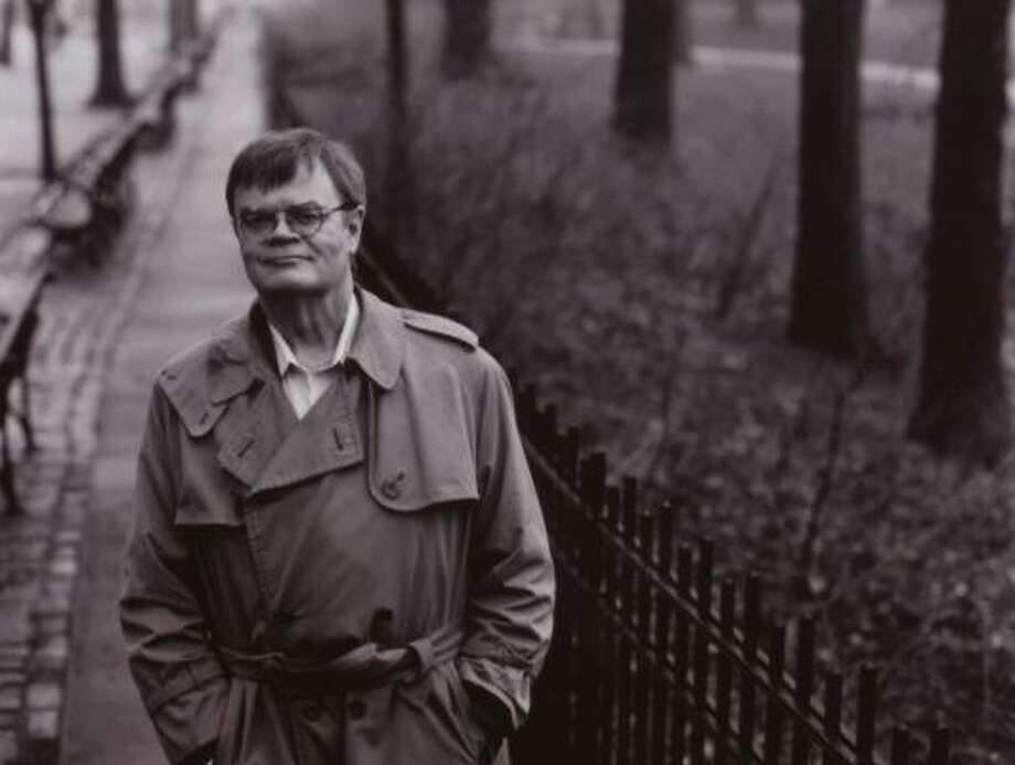 Humorist Garrison Keillor will appear on Ernie Manouse's PBS show InnerViews in the coming weeks. Photo: Brian Velenchenko, PBS