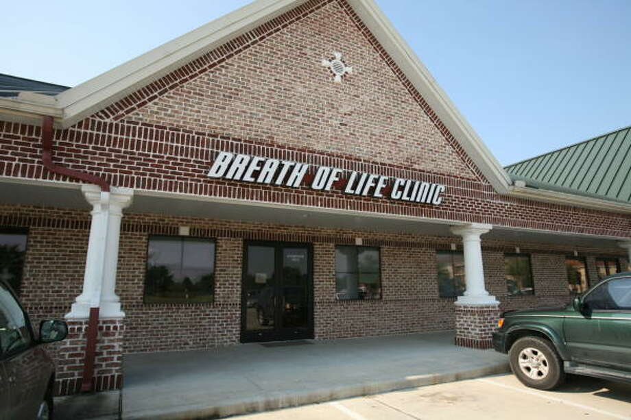 Breath of Life Children's Clinic is located at 21715 Kingsland Boulevard, Suite 103 in Katy. Photo: Suzanne Rehak, For The Chronicle