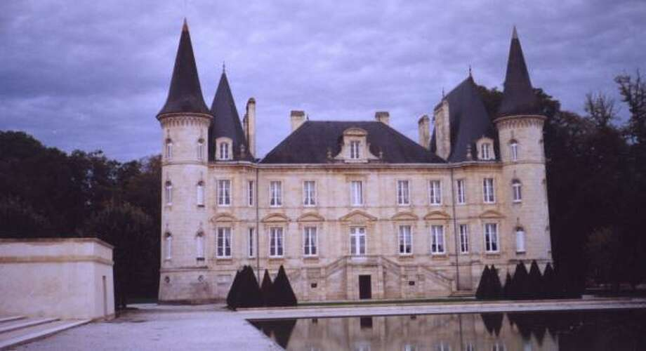 IN THE PANTHEON:The elegant Château Pichon-Longueville is a Second Growth Pauillac in Bordeaux, today making very powerful — and expensive — wines. But there are thousands of other red Bordeaux costing a fraction of the price that can give pleasure to any wine lover. Photo: McCLATCHY-TRIBUNE