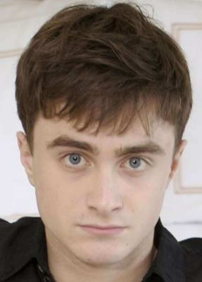 Actor Daniel Radcliffe Photo: Damian Dovarganes, Associated Press
