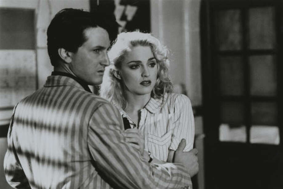 Sean Penn and Madonna were newlyweds when they co-starred in Shanghai Surprise in 1986. Photo: Metro-Golden-Mayer