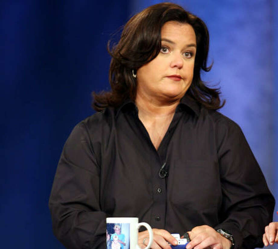 Rosie O'Donnell. Photo: MARY ALTAFFER, Associated Press File
