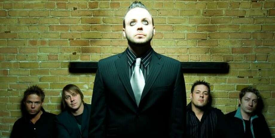 Blue October will release Foiled for the Last Time on Sept. 25. Photo: WWW.BLUEOCTOBER.COM