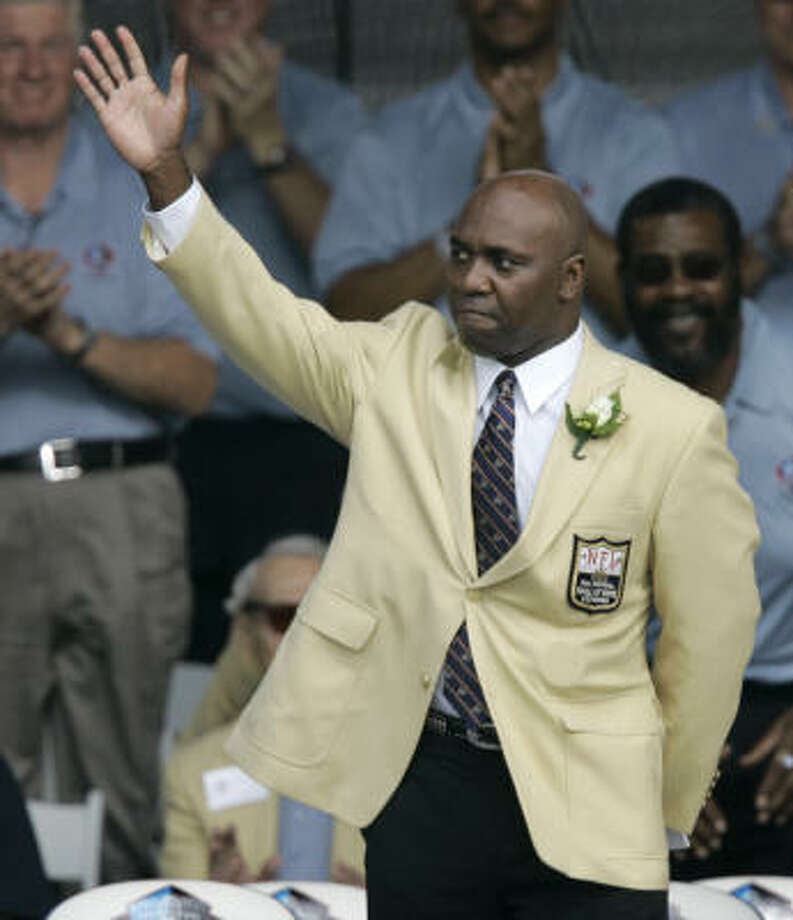 Thurman Thomas was a standout at Willowridge and Oklahoma State and played in four Super Bowls with the Bills. Photo: Tony Dejak, AP