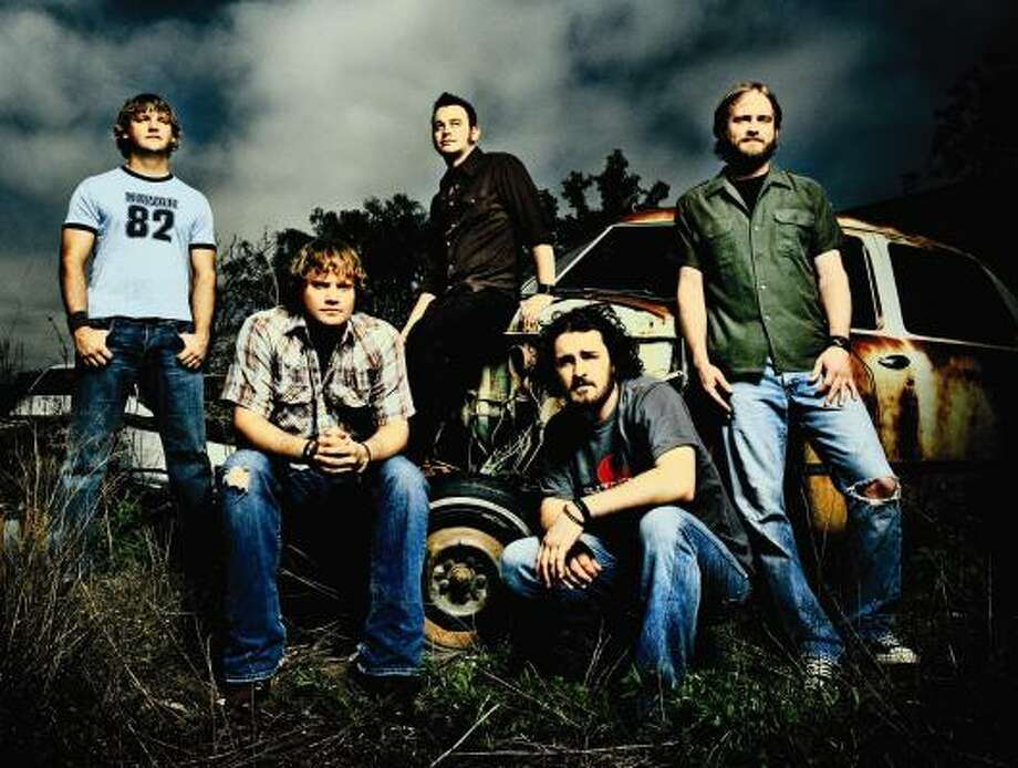 The Randy Rogers Band will perform 9:30 p.m. Friday at Sam Houston Race Park, 7575 N. Sam Houston Parkway West. On Saturday, Tracy Byrd and Zona Jones will be on stage, starting at 9:30 p.m. For more information, call 281-807-7223. Photo: Sam Houston Race Park
