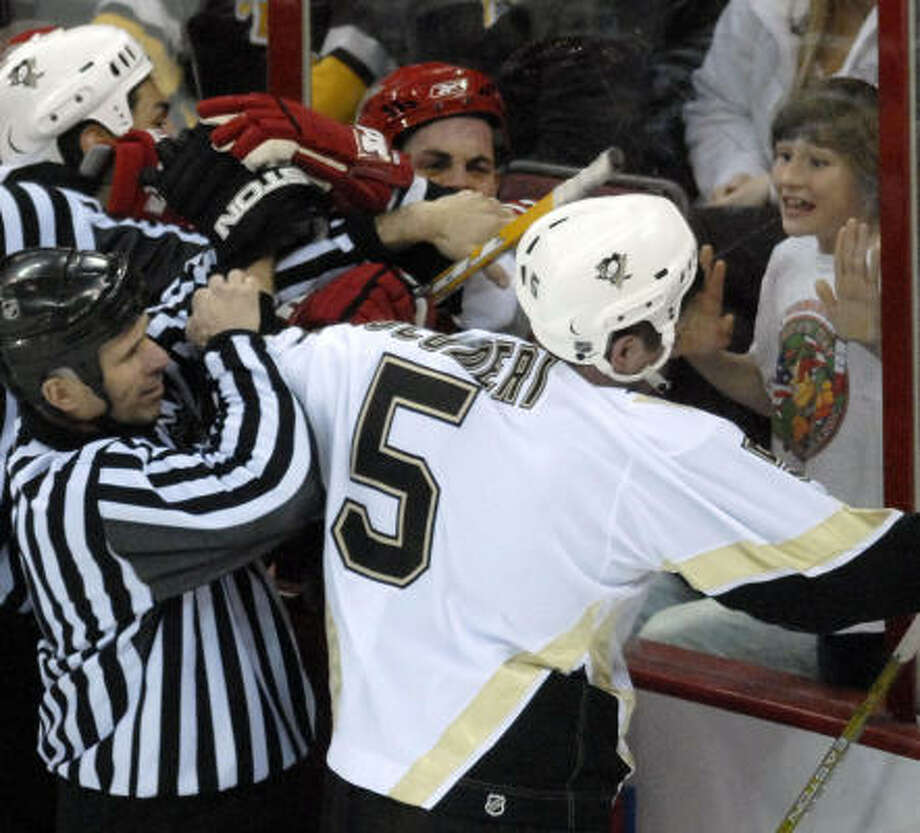 The fight to keep the Penguins in Pittsburgh is on. Photo: Grant Halverson, Getty Images