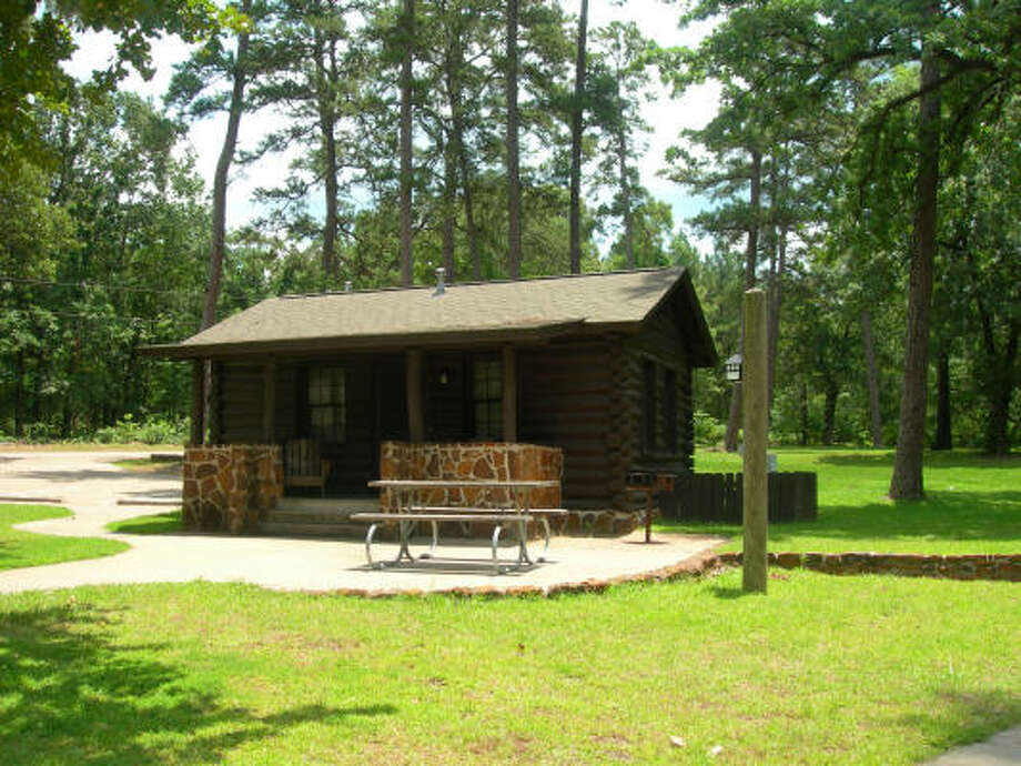 Summer guests at Caddo Lake State Park will appreciate that cabins are now air-conditioned. Photo: Eileen McClelland, Chronicle