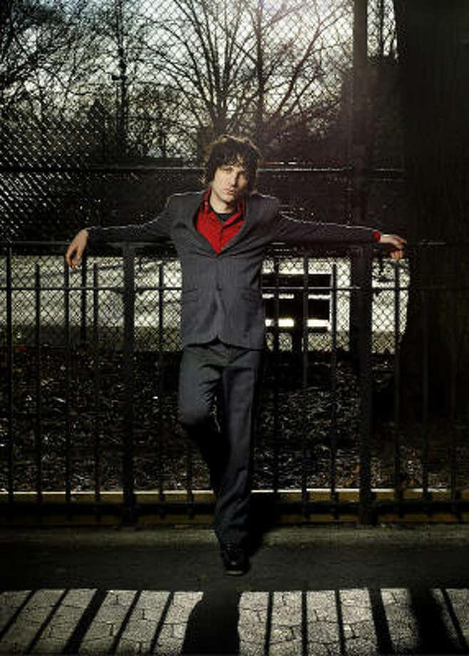 Singer-songwriter Jesse Malin. Photo: Joseph Cultice