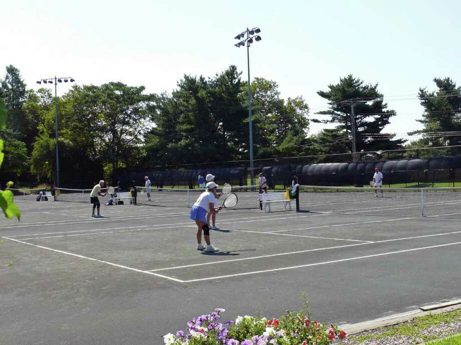 The Parks and Recreation Commision has submitted plans to the Town Plan and Zoning Commission for for a new teen and tennis facility on Old Dam Road. Photo: Genevieve Reilly / Fairfield Citizen