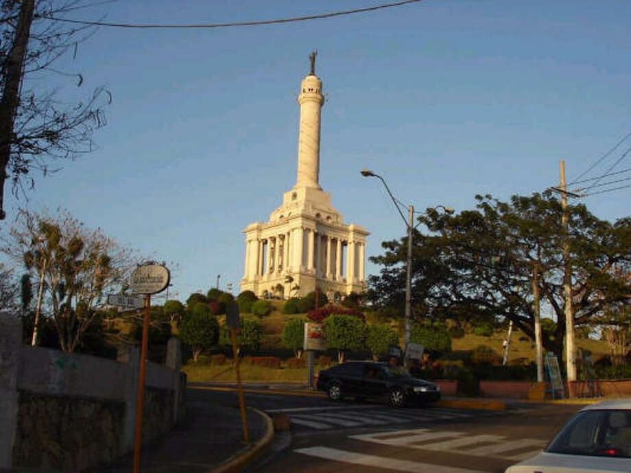 Vacation Travel Mart offers inexpensive trips to the Dominican Republic. (Shown: Santiago City's Monument). Photo: By Arthur Frommer, King Features
