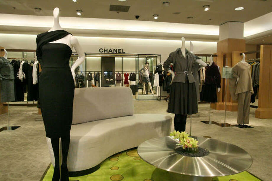 The Chanel Boutique inside Neima Marcus at the Galleria. Photo: Bill Olive, For The Chronicle