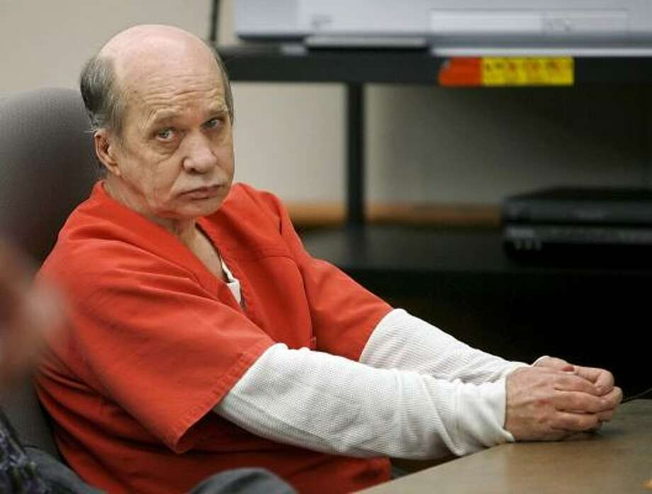 John Couey is accused of killing Jessica Lunsford. Photo: M. N. Golden, St. Petersburg Times