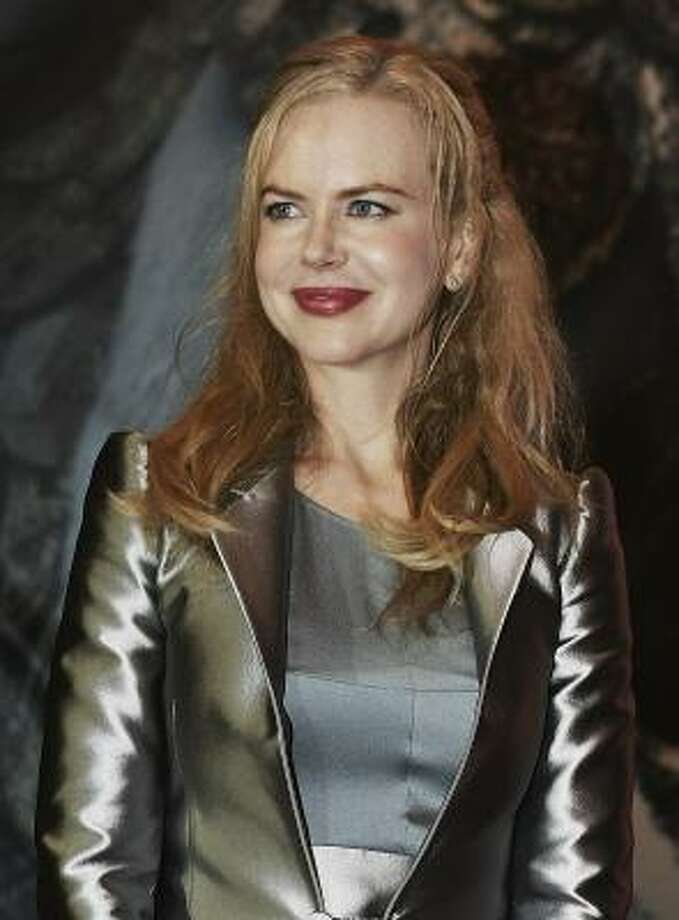Nicole Kidman's rep said the rumor of her pregnancy came from London. Photo: GAYE GERARD, GETTY