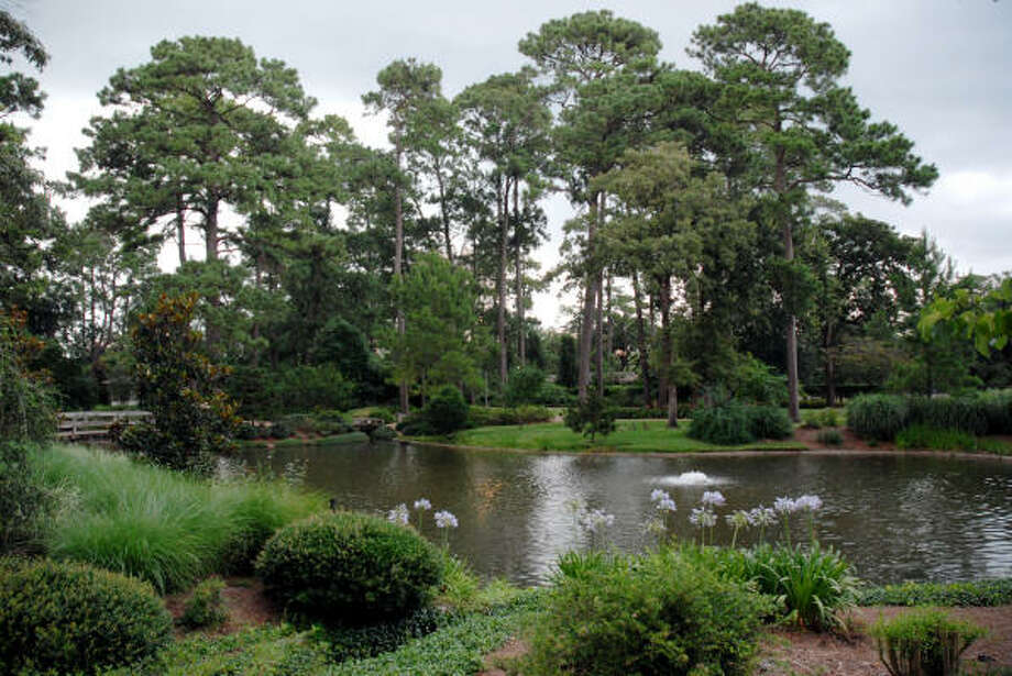 The Japanese Gardens in Hermann Park. Photo: Dave Rossman, For The Chronicle