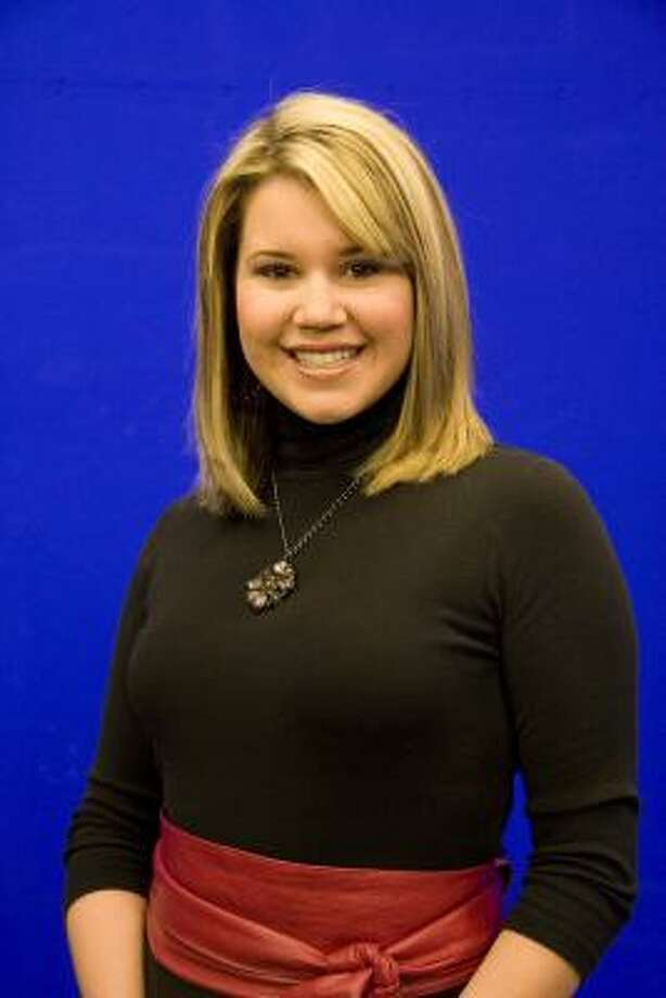 Anchor/reporter Kara Lee found being on camera constantly a bit difficult. Photo: TV Guide Network