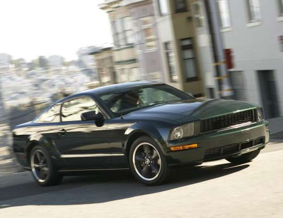 A new version of the retro-styled Mustang. Photo: FORD MOTOR CO.