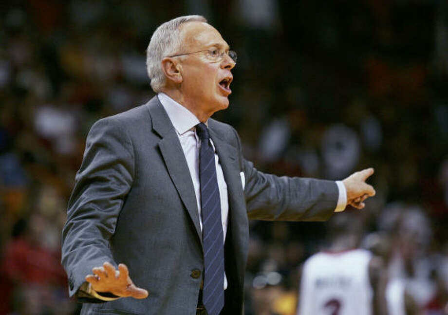 After an unsuccessful stint in New York, Larry Brown is back in Philadelphia, this time as an executive vice president. Photo: Doug Benc, Getty Images