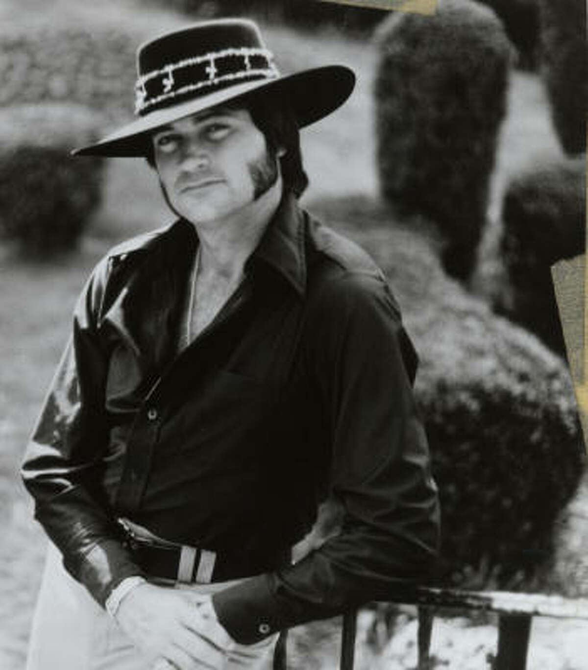 Singer Roy Head, in a May 14,1979, photo.
