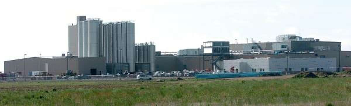 The Hilmar Cheese Co., just north of Dalhart, symbolizes the dairy boom in the Panhandle.