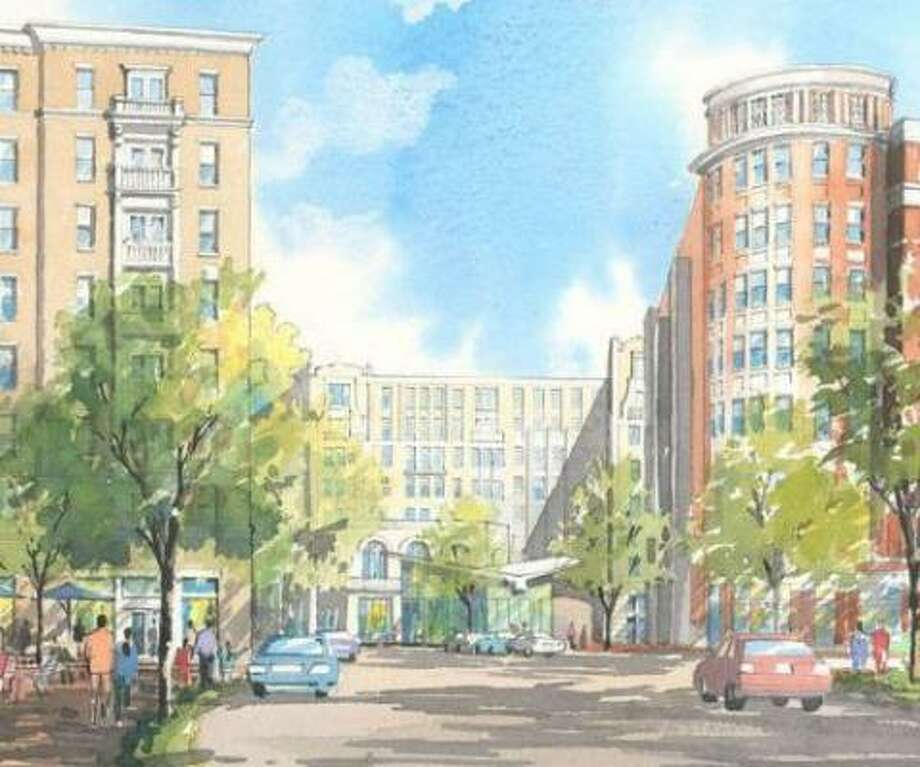 The project on West Dallas will target the upper middle segment of the market. Photo: GID URBAN DEVELOPMENT GROUP