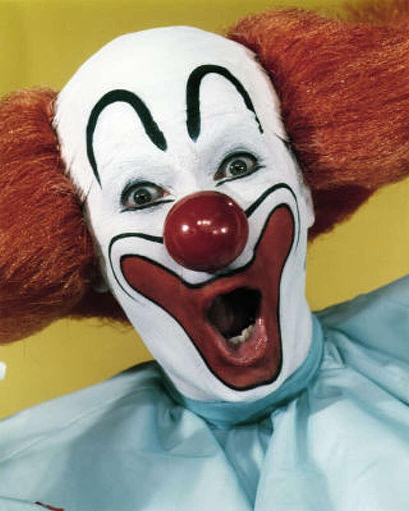 Clown costume sales see 300 percent increase - SFGate