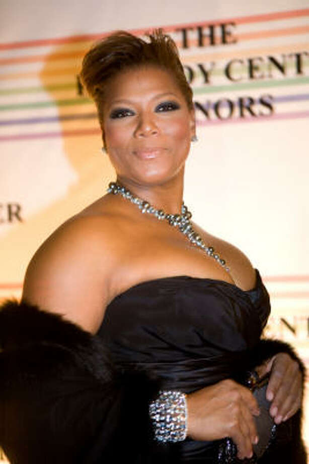 Queen Latifah hopes to be perfume royalty. Photo: Brendan Hoffman, Getty Images