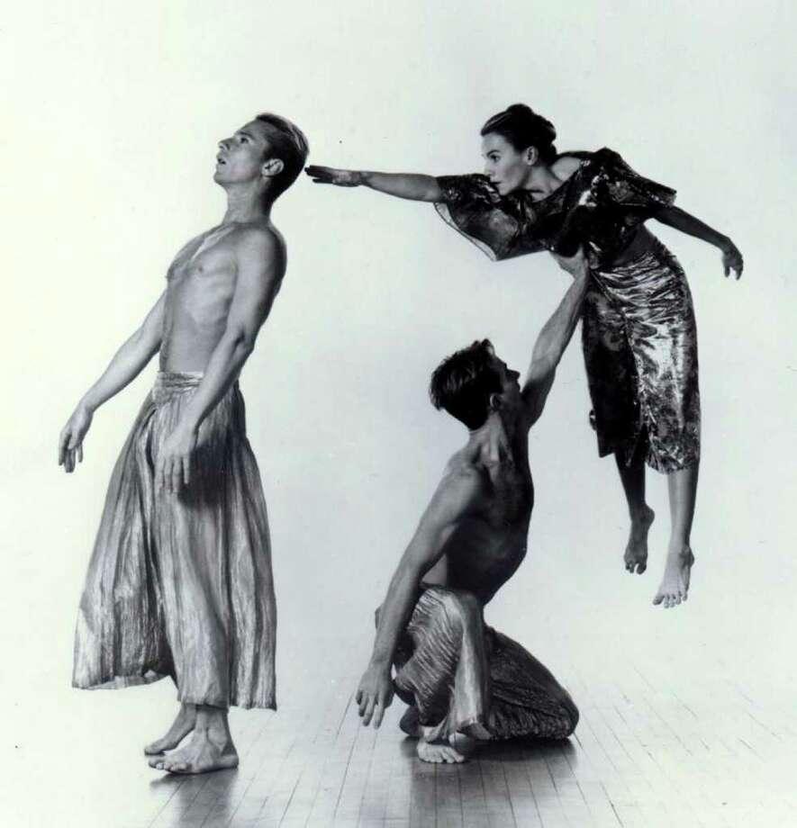 Trisha Brown Dance Company (Courtesy SPAC)