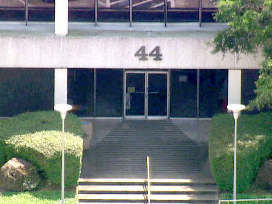 NASA security got a call at 1:40 p.m. about a man with a weapon at Building 44, where engineers work on communications systems. Photo: Courtesy Khou