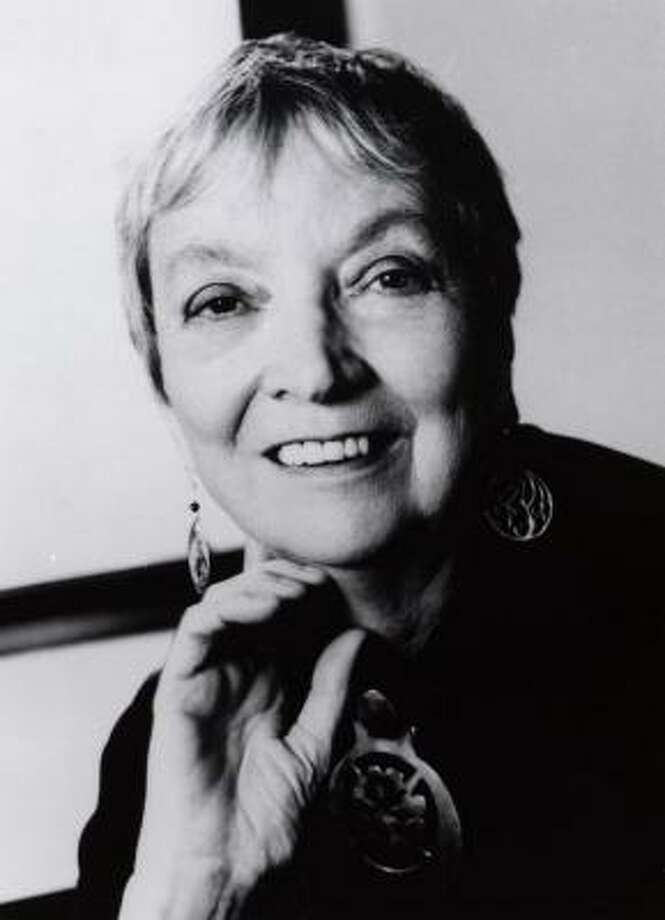 Madeleine L'Engle is remembered as dramatic, inspirational, a great storyteller. Photo: SIGFRIED ESTRADA, FARRAR, STRAUS AND GIROUX