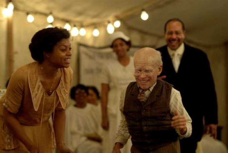 Best drama:The Curious Case of Benjamin Button Photo: Paramount Pictures