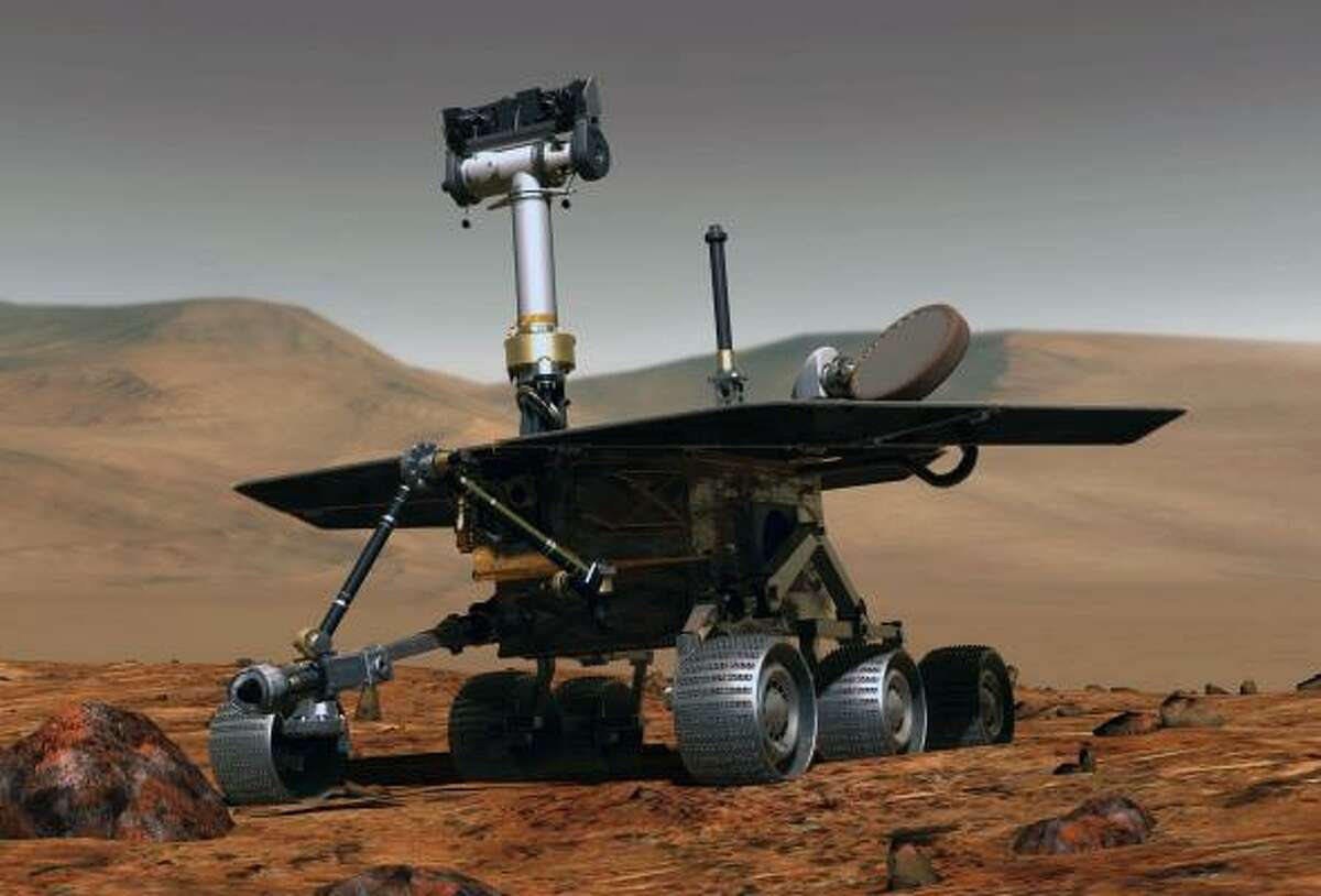 Spirit and Opportunity Mars rovers Date:2003-2010 (Spirit); 2019 (Opportunity) Mission:Explore Mars. Cost in 2017 dollars:$1billion Source:Los Angeles Times