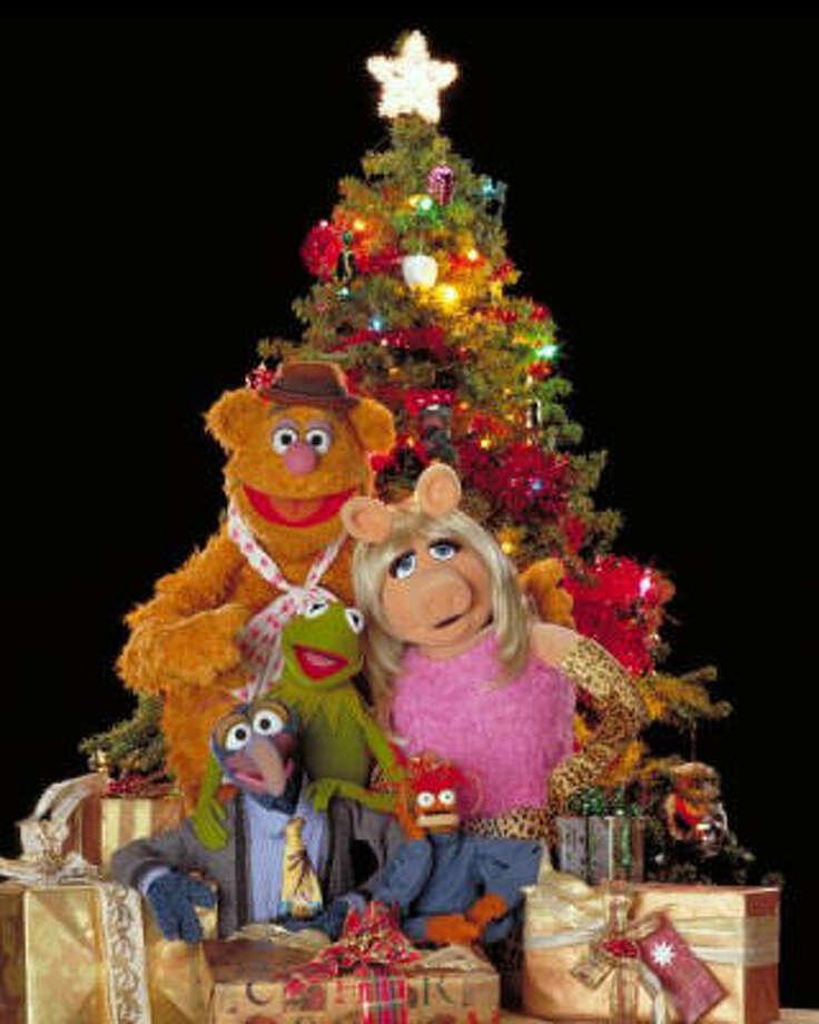 A Muppets Christmas: Letters to Santa: Kermit and pals get festive. 7 p.m. Dec. 17, NBC. Photo: NBC