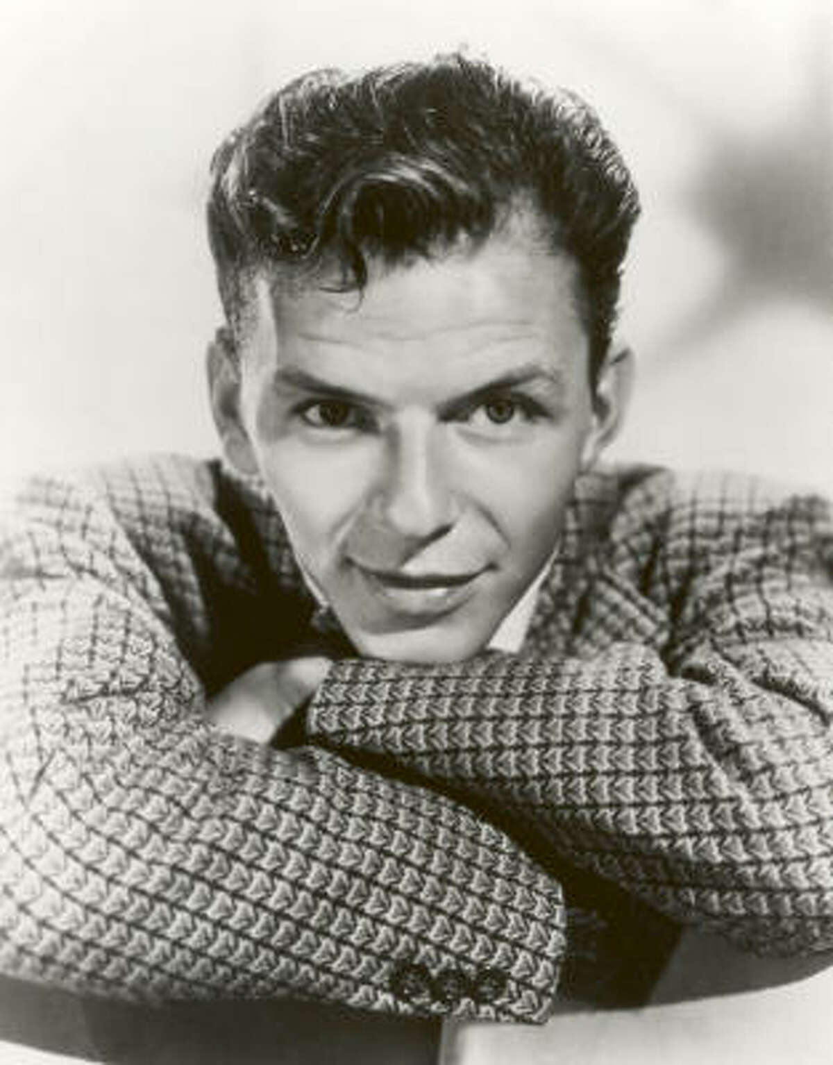 Difficult birth Sinatra was said to have weighed 13 1/2 lbs. at his birth in Hoboken, N.J. in 1915. He was delivered by the use of forceps, which perforated an eardrum and scarred the left side of his face.
