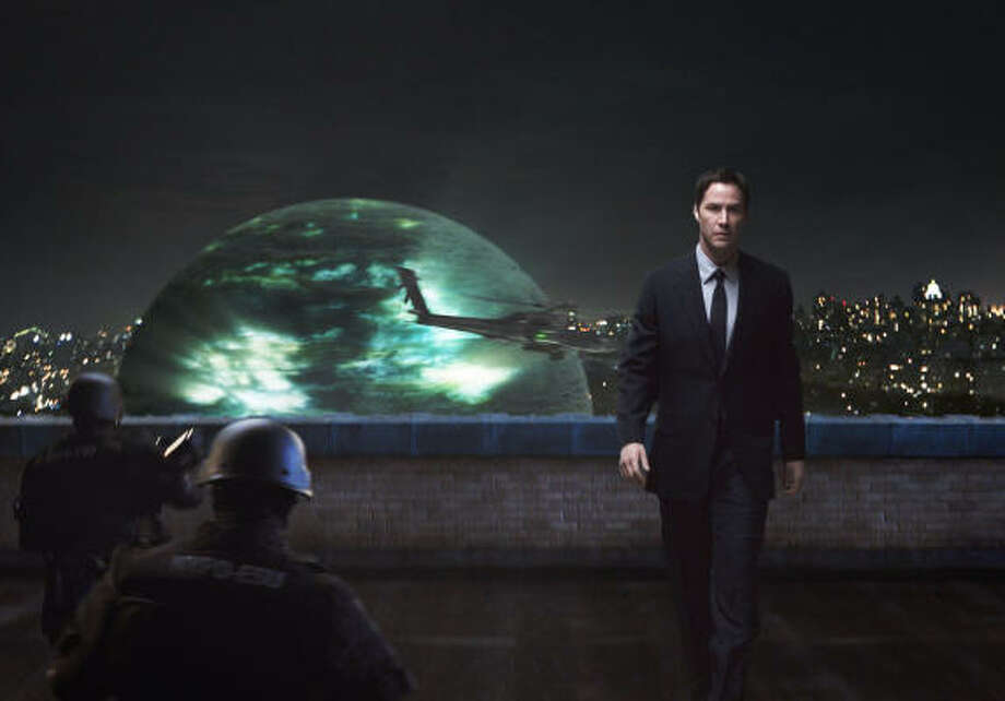1. The Day the Earth Stood Still, $31 million. Photo: 20th Century Fox