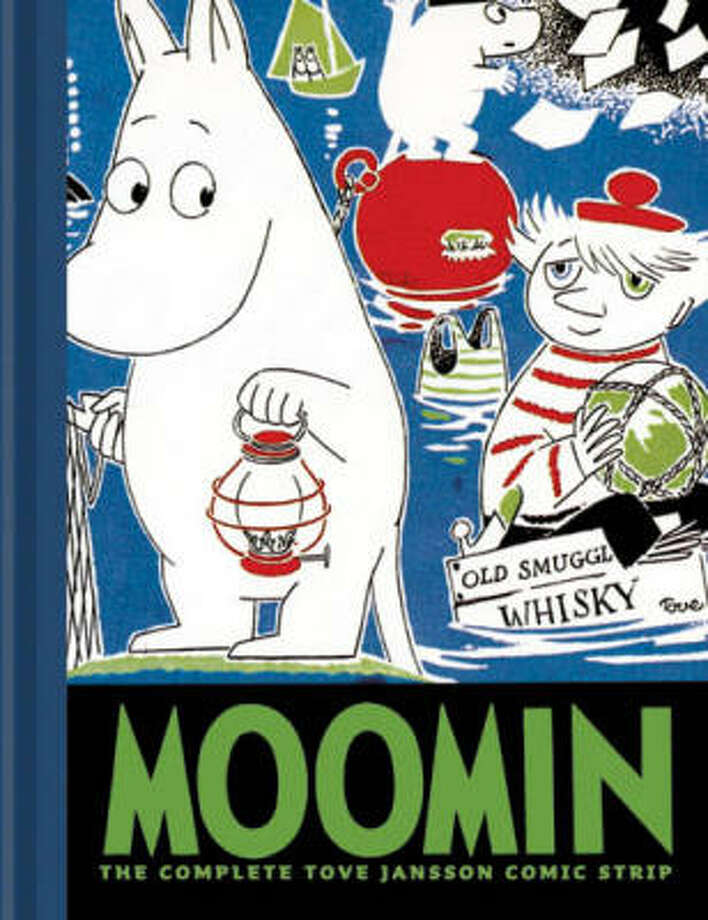 1. Moomin: The Complete Tove Jansson series New fans are discovering the graphic novel that debuted as a comic strip in the 1950s. Drawn & Quarterly, $19.95