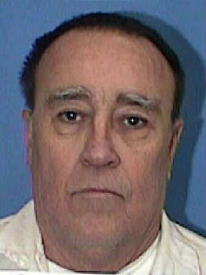 The late death row inmate Claude Howard Jones is shown in this undated file photo. Jones was condemned for the 1989 shooting death of a liquor store owner near Point Blank, Texas. Photo: AP