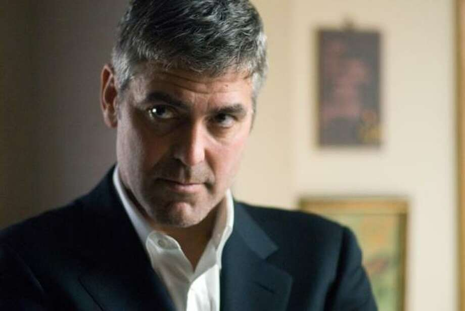 "George Clooney stars as law firm ""fixer"" Michael Clayton in Warner Bros. Pictures' Michael Clayton. Photo: Myles Aronowitz, Warner Bros."