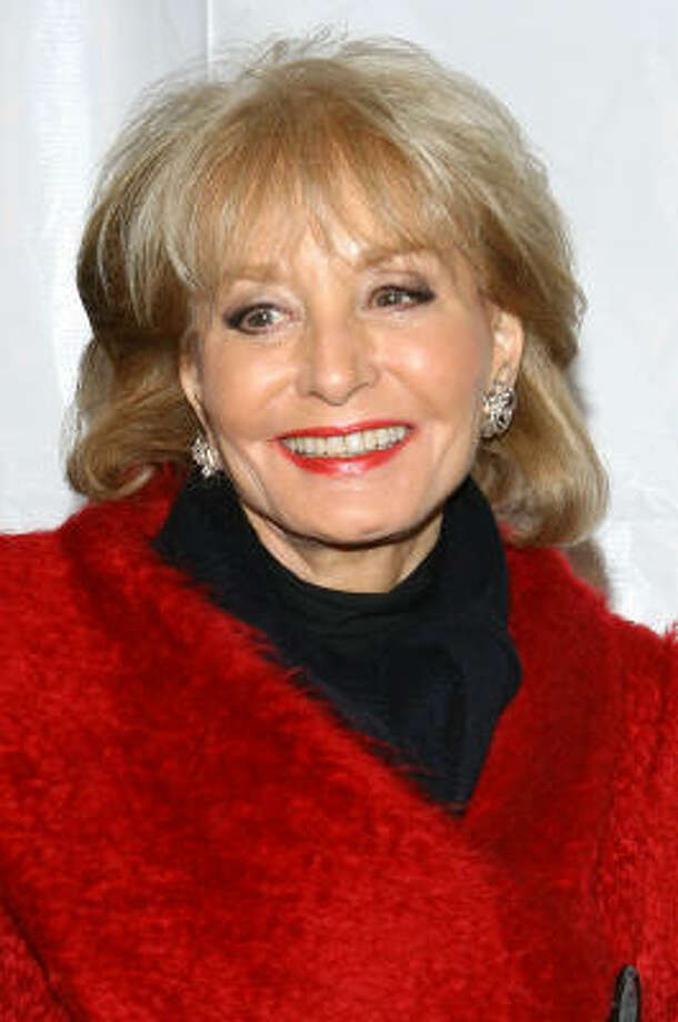 Barbara Walters hosts the 16th annual edition of the show tonight on ABC. Photo: Scott Wintrow, Getty Images