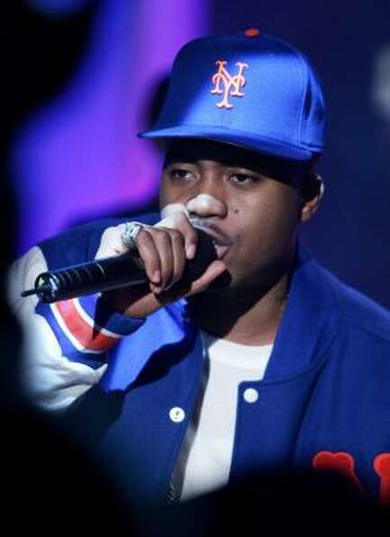 Nas hosts a Feb. 15 party at The Belvedere, 1131-01 Uptown Park Blvd.