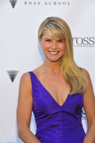 "The 58-year old Christie Brinkley recently guest starred on ""Parks and Recreation"" and wowed viewers with her beauty.  Photo: Eugene Gologursky"